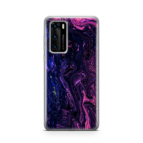Cyberpunk Melt iPhone 11 Case