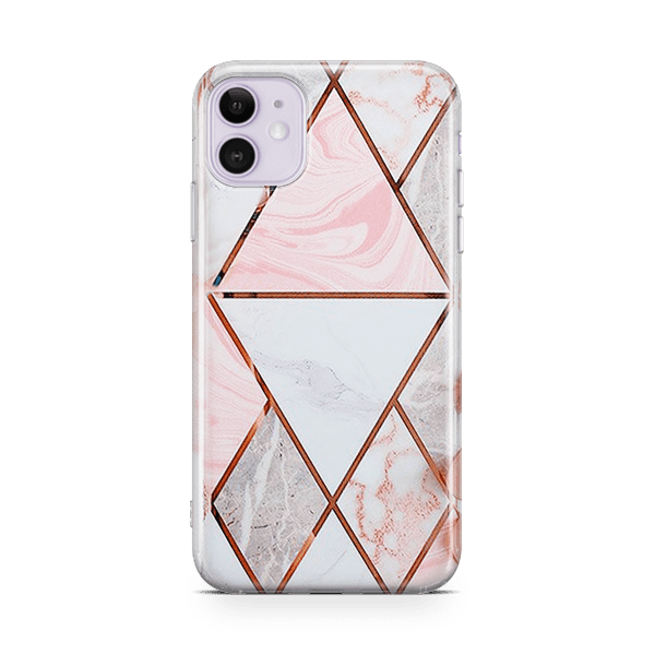 Electroplate Pastel iPhone 11 Case