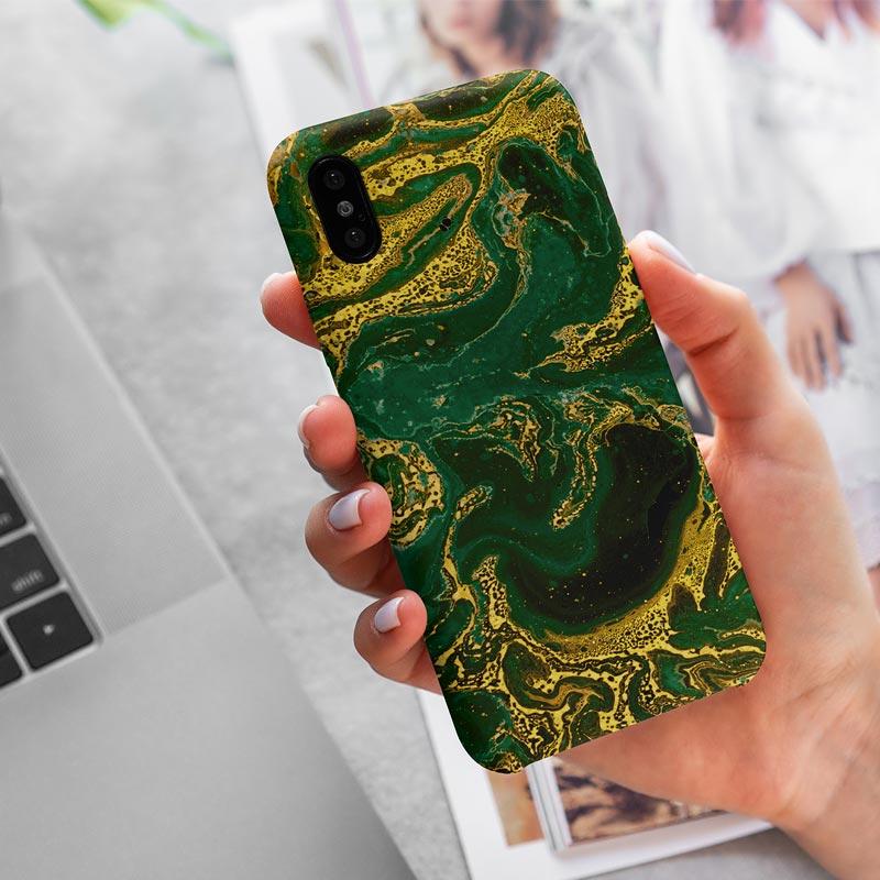 Emerald-Gold-Phone-Case