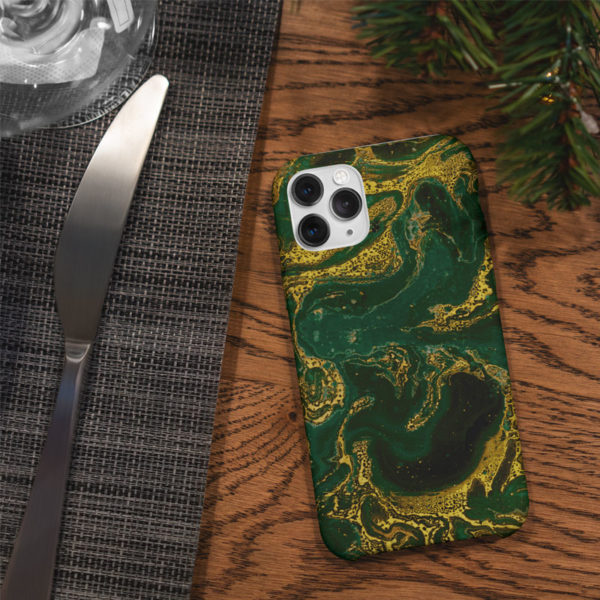 Emerald-Gold-Phone-Cover