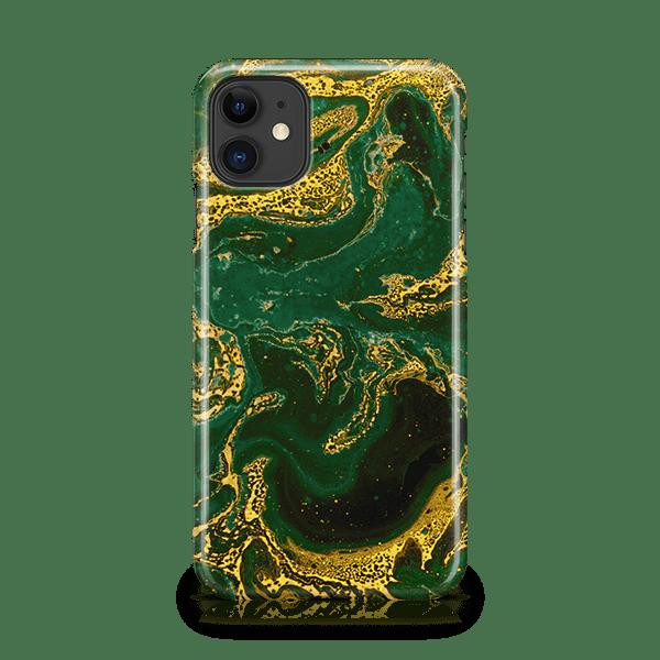 Emerald Gold iPhone 11 Case