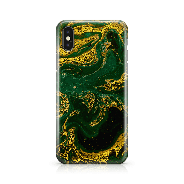 Emerald Gold iPhone 11 Case