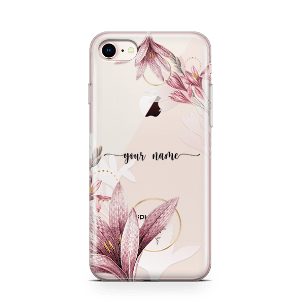 Floral Shadow iPhone 7 Case