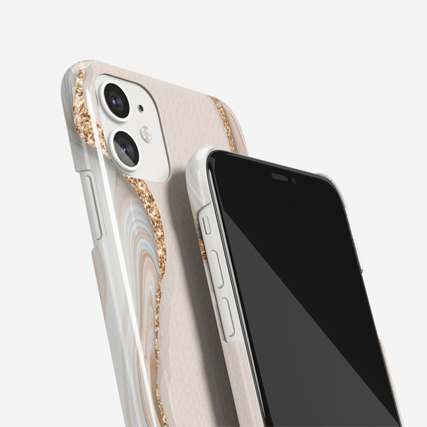 Liquid Shimmer Phone Cover