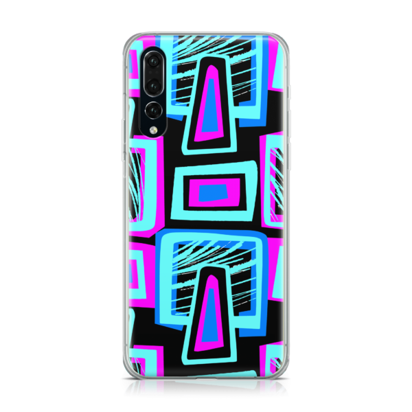 Neon Blox iphone 11 hard case