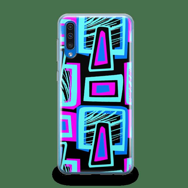 Neon Blox iphone 11 hard case
