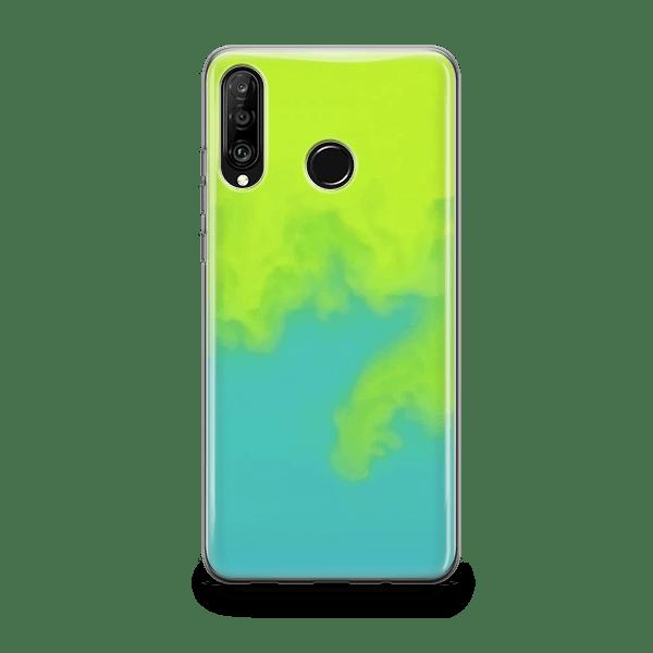 Neon Sand Huawei p30 Lite Case