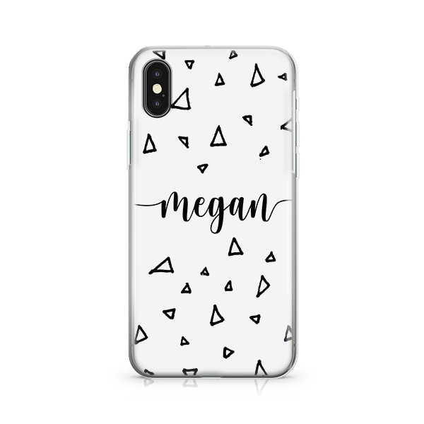 Scribble Monogram iPhone 11 Case