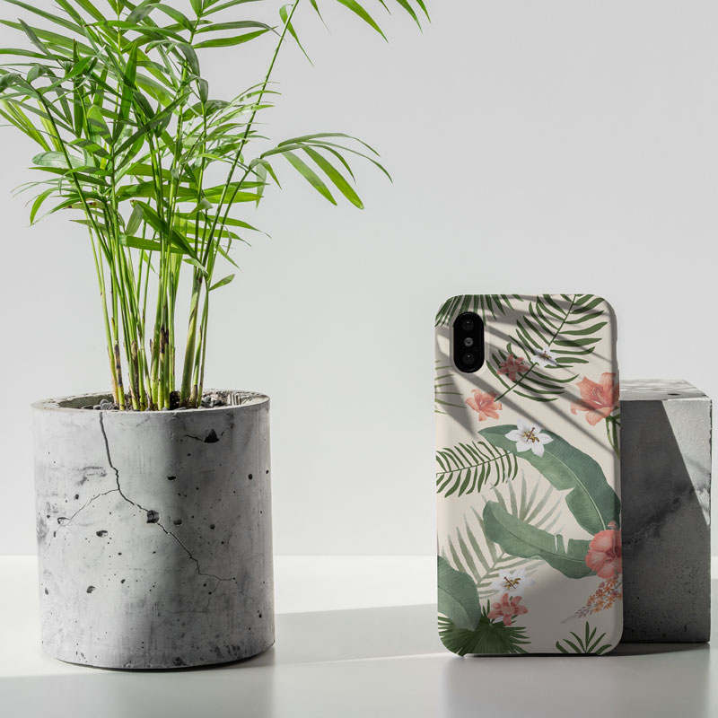 Vintage-Floral-phone-Cover