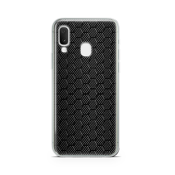 Carbon HoneyComb iphone 11 case