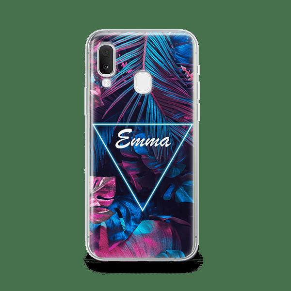 Electric Garden iPhone 11 Case