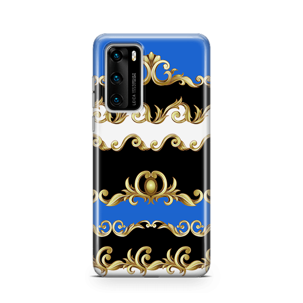 Gold Split iPhone 11 Case