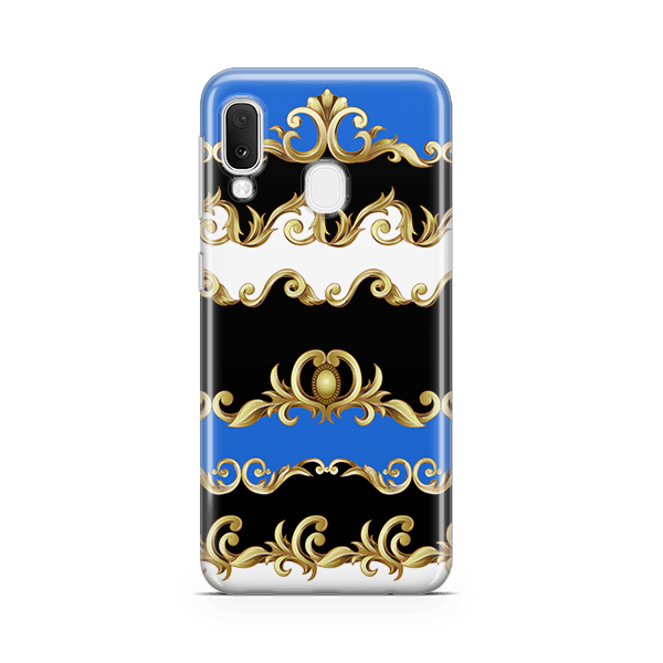 Gold Split Samsung Galaxy A20e Case