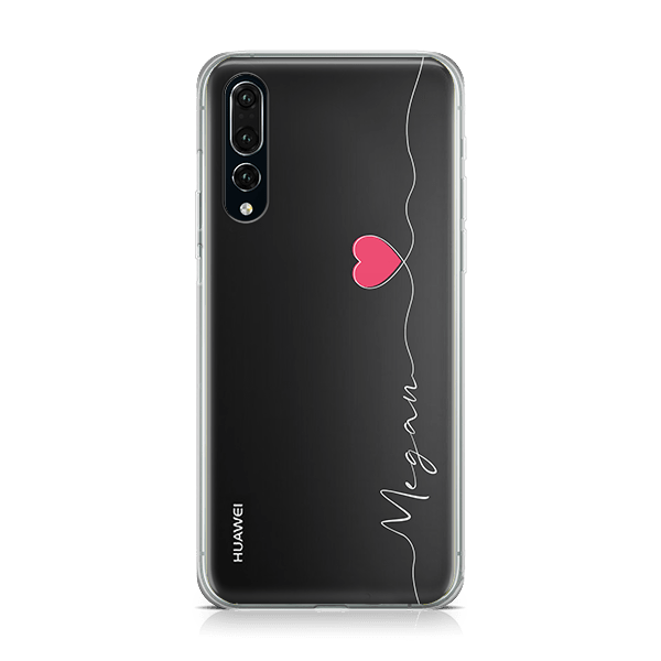 Handwritten Heart iPhone 11 Case