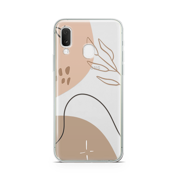 Neutral Modernism iphone 11 cover