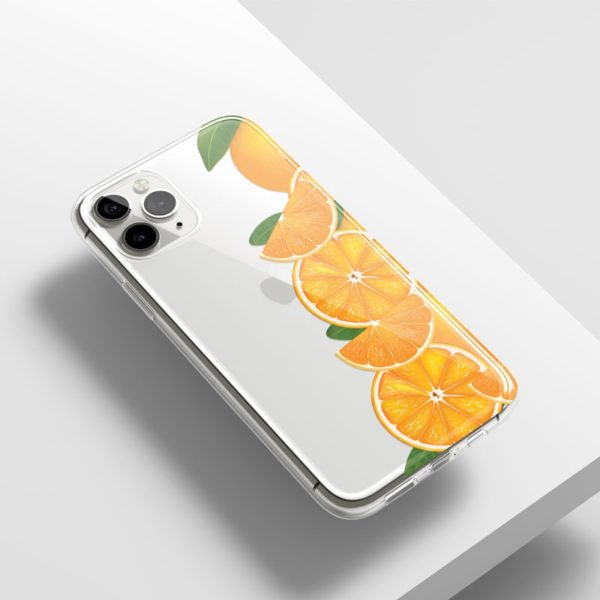 Orange-Love-Phone-Case