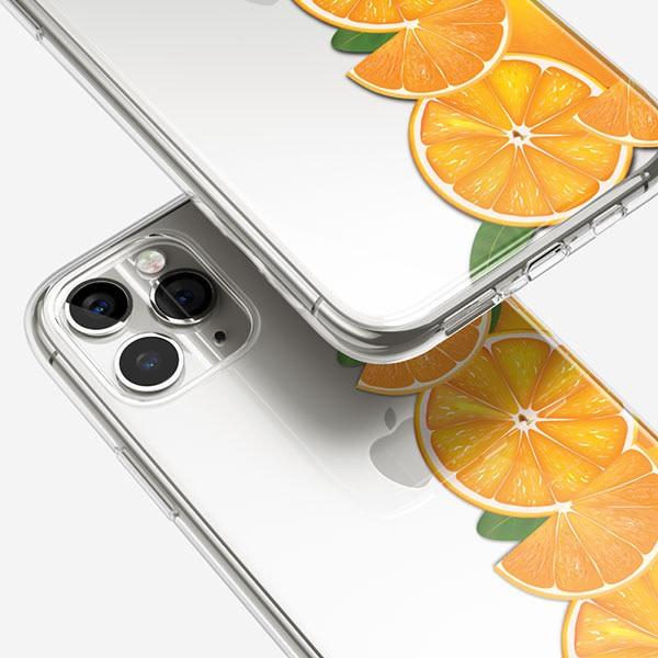 Orange-Love-Phone-Cover