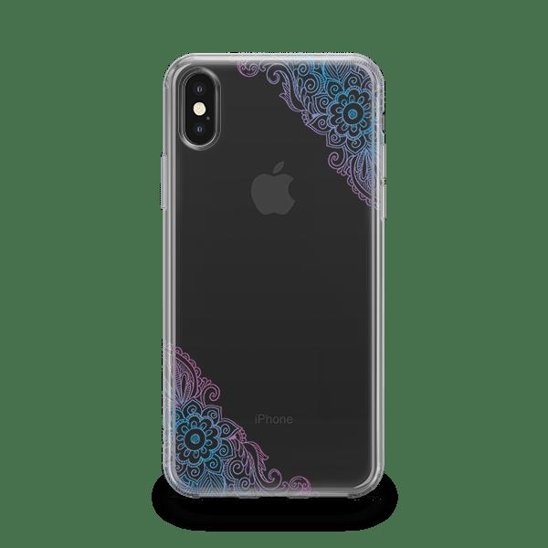 Aqua Mandala Phone Case