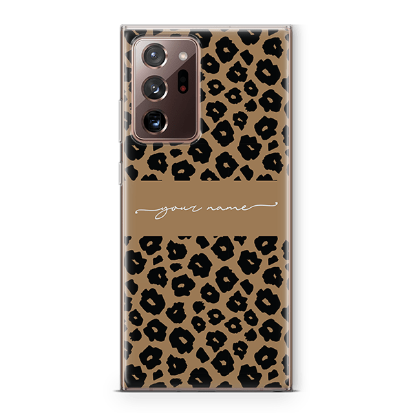 Cheetah Custom iPhone 11 case