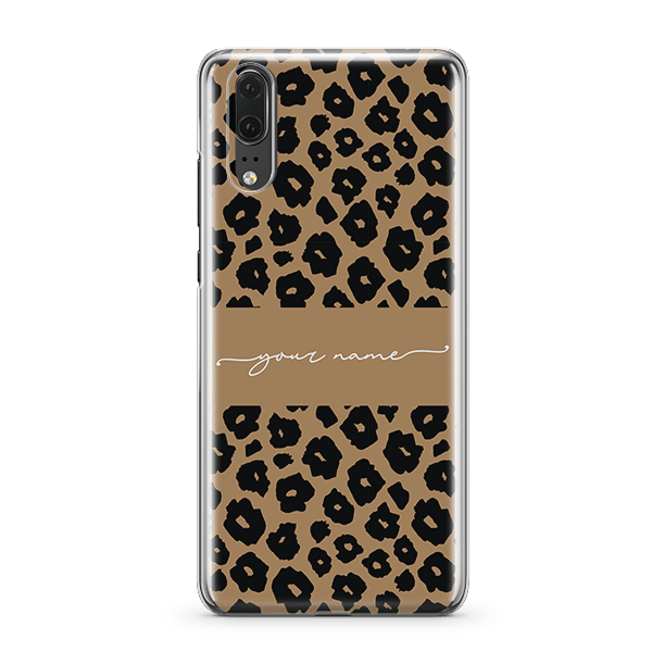 Cheetah Custom iPhone 11 case