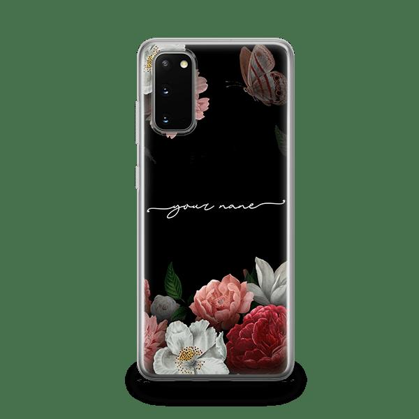 Floral Grace Galaxy s20 case