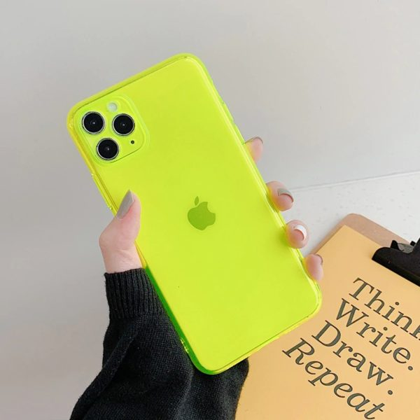 Flouescence Phone cover