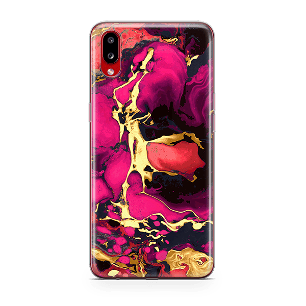 Gold Bloom iPhone Case