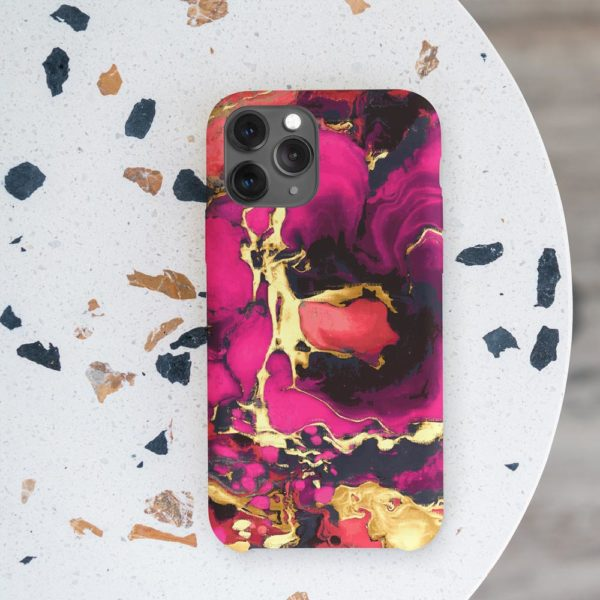 Gold-Bloom-iPhone-Cover