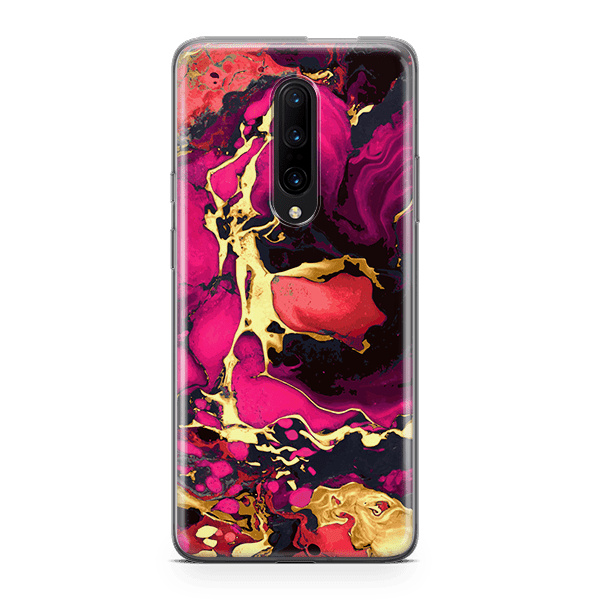 Gold Bloom iPhone 11 Case