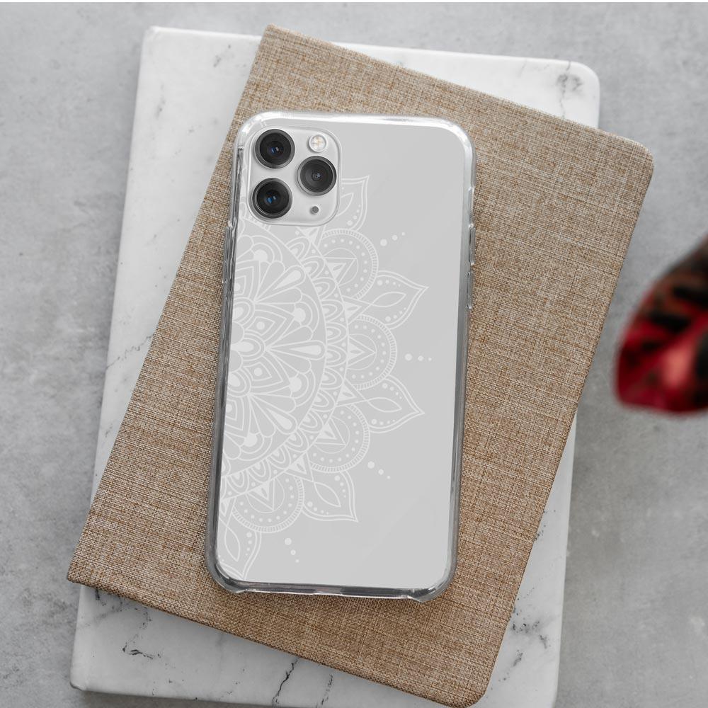Monochrome-Mandala-Phone-Case
