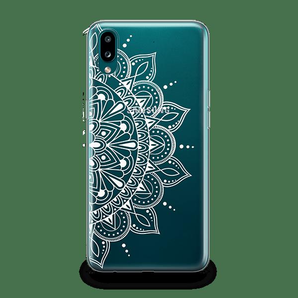 Monochrome Mandala Case