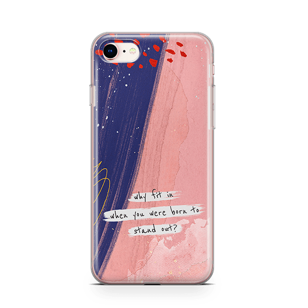 PastEL Custom Quote iphone 11 case