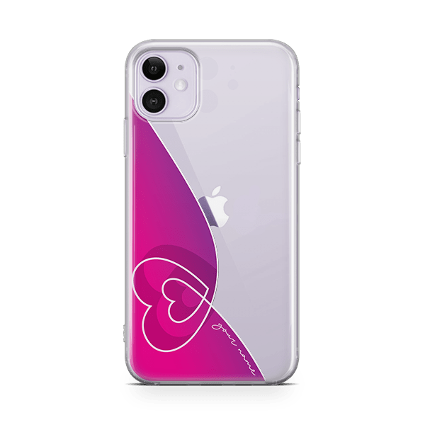 Pureheart iPhone 11 Case