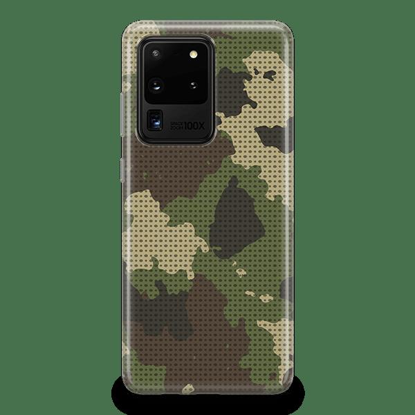 Vintage Camo iPhone 11 Case