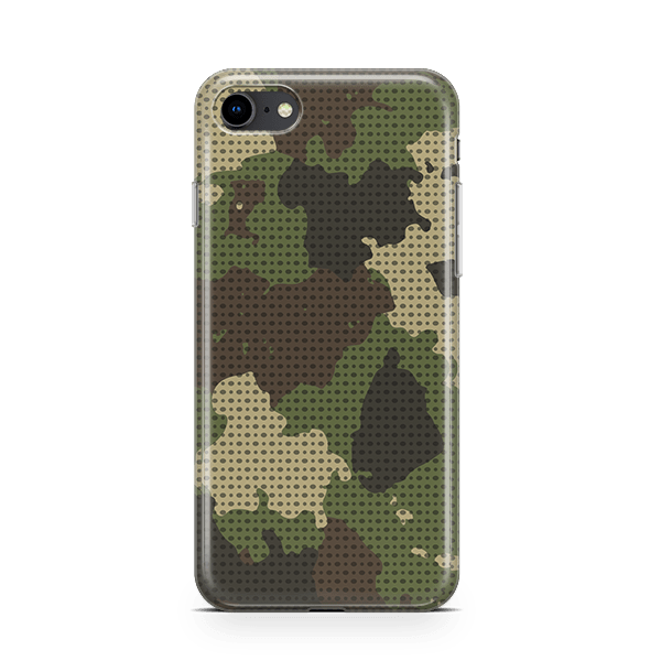 Vintage Camo iPhone 11 Case