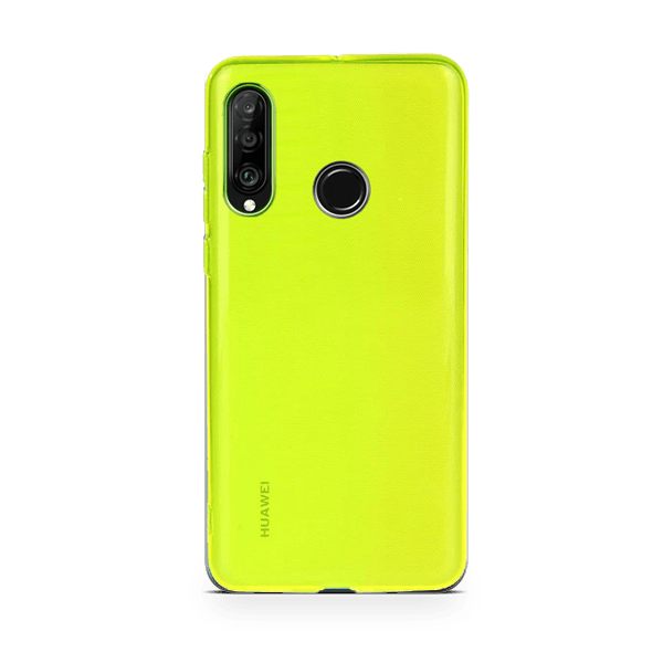fluorescence huawei p3o lite case