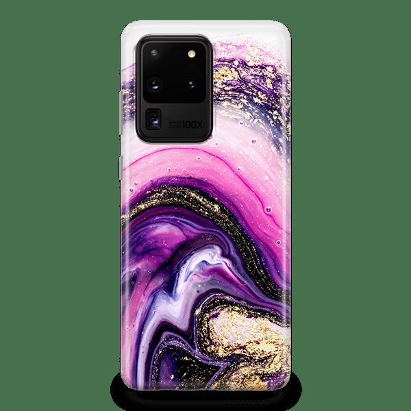 Amethyst Galaxy iPhone 11 case