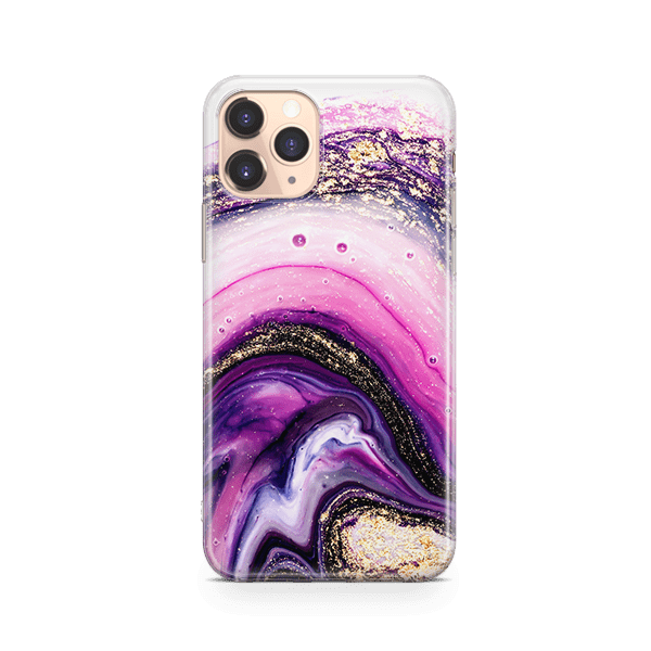 Amethyst Galaxy iPhone 11 pro case