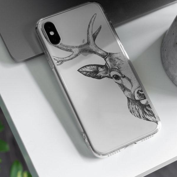 Cervidae-Phone-Case