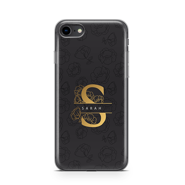 Floral Split iPhone 11 Case