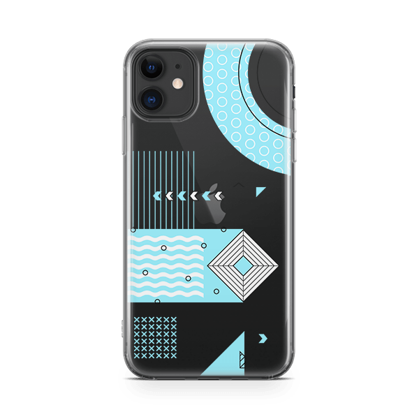Memphis iPhone 11 Case