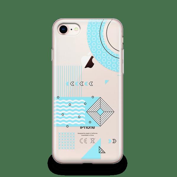 Memphis iPhone 8 Case