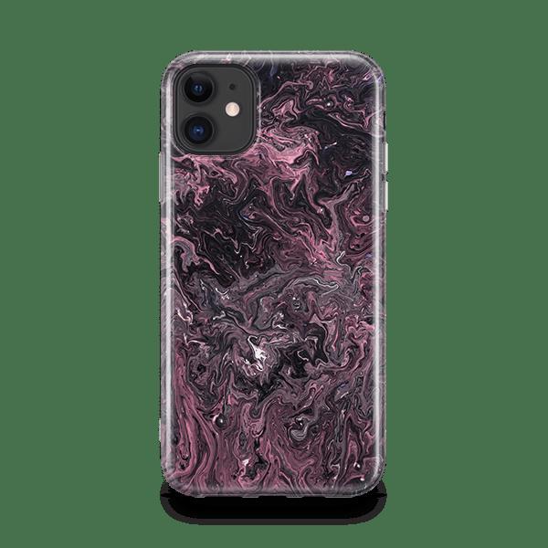 Rhodonite Melt iPhone 11 case