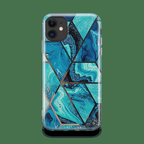 Electroplate Ocean iPhone 11 Case