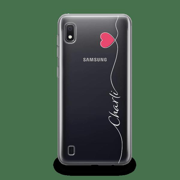 Handwritten Heart iphone 11 case