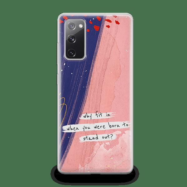 PastEL Custom Quote iphone 11 case