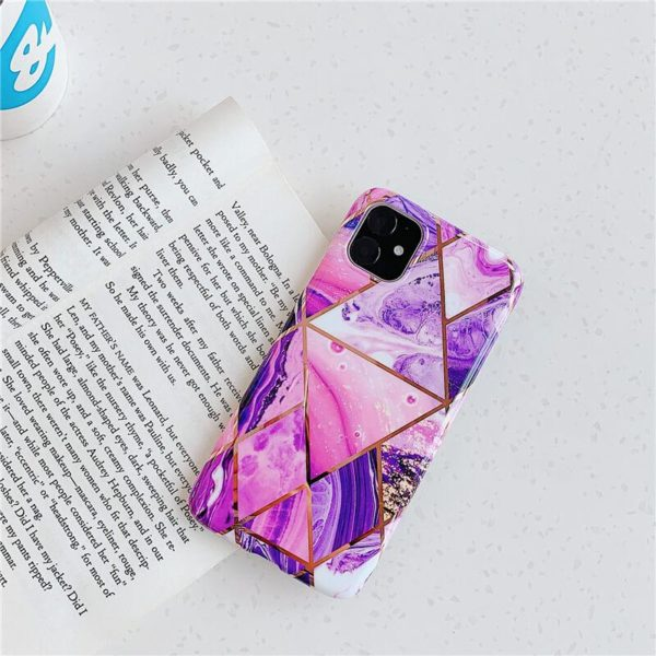 Purple Crush Phone Case