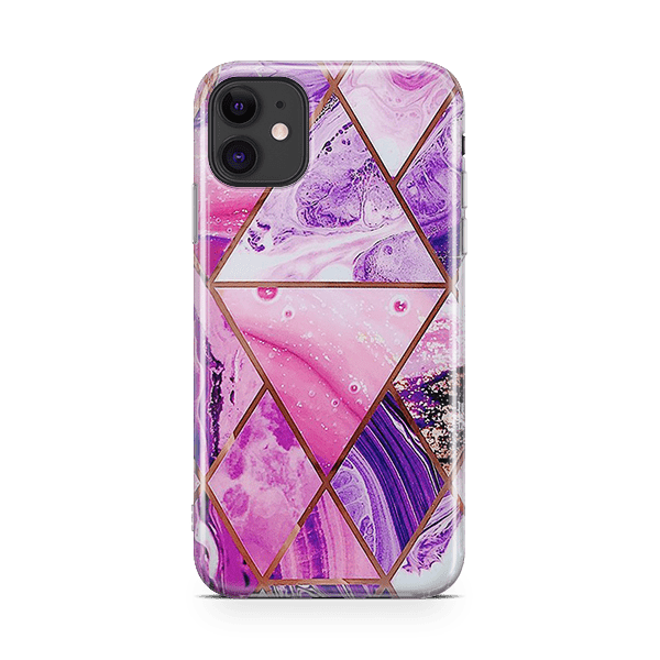 Purple Crush iPhone 11 Case