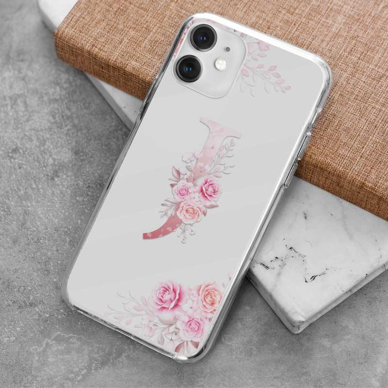Amaranth-Initial-phone-Case
