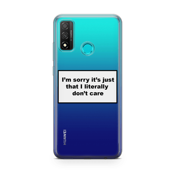 I dont care iPhone 11 Case